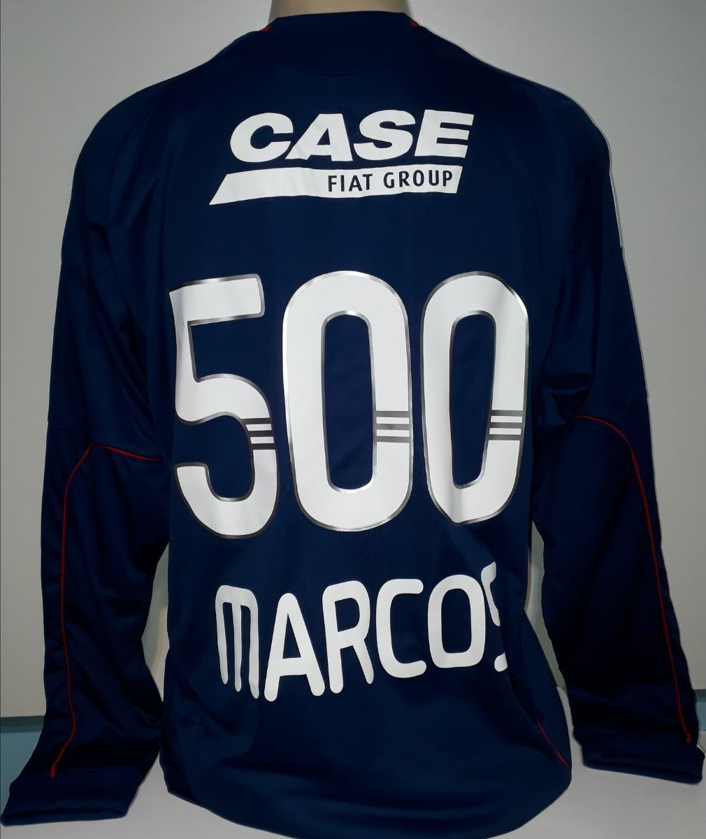 bc6c600818 Camiseta Palmeiras Goleiro Marcos Histórica Jogo 500 - R  1.190
