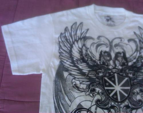 camiseta para hombre ( marca ink inc.) talla medium