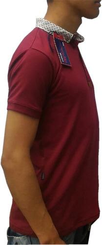 camiseta para hombre tipo polo colombianas