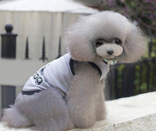 87402227b4d5b Rdc Pet Adidog Camiseta Para Perros Camisas Para Perros Ropa ...