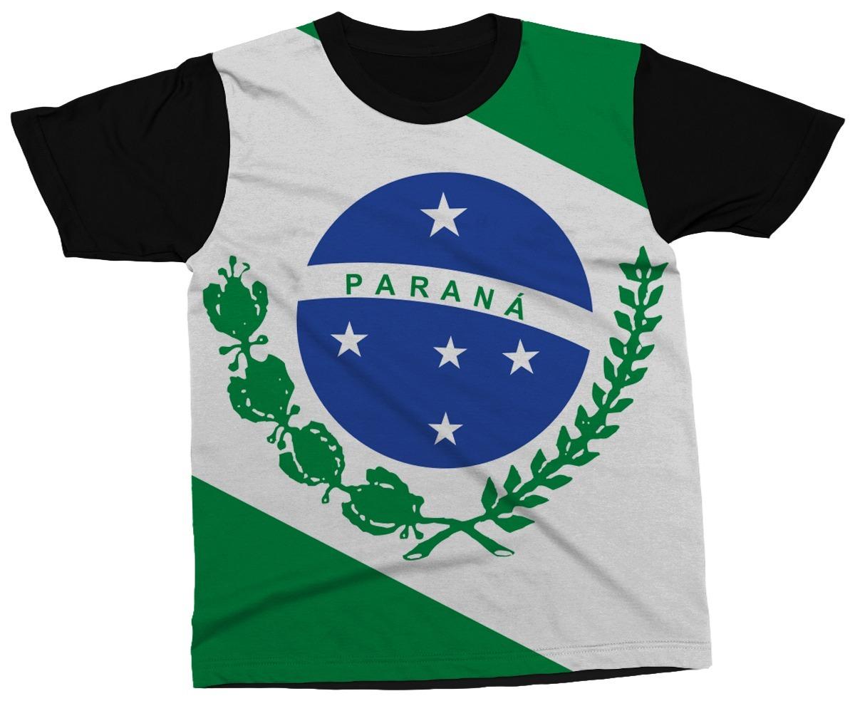 cd41924d17a4e camiseta paraná estado brasil bandeira símbolo blusa camisa. Carregando  zoom.