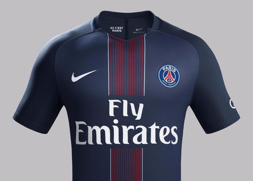 camiseta paris saint germain 2016 2017