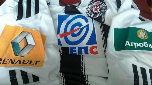 camiseta partizan 2010 talla xl,posta