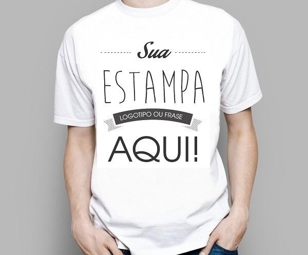 Camiseta Personalizada Aniversario Festa Casamento Eventos - R  36 ... 61ee95297c9