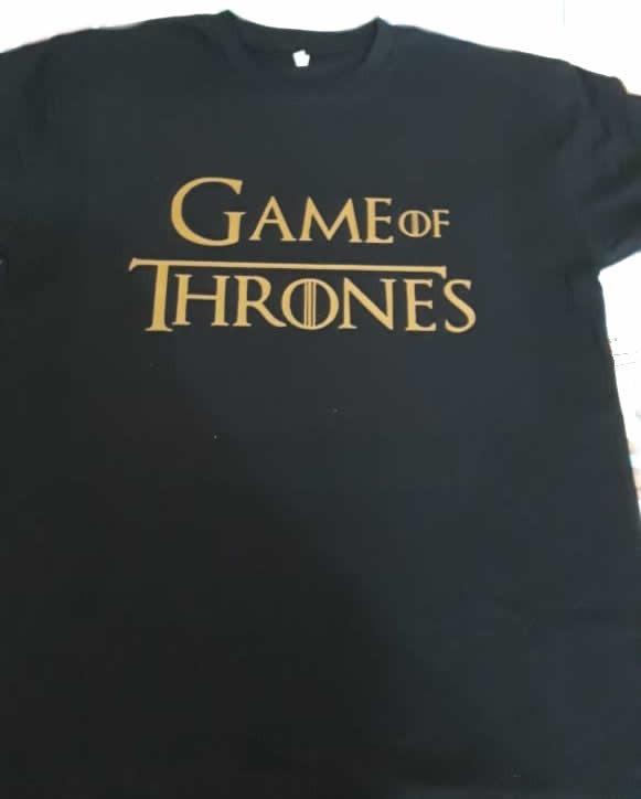 Camiseta Personalizada De Algodão Sua Foto Imagem Seu Logo - R  39 ... 77c1f5f60d851