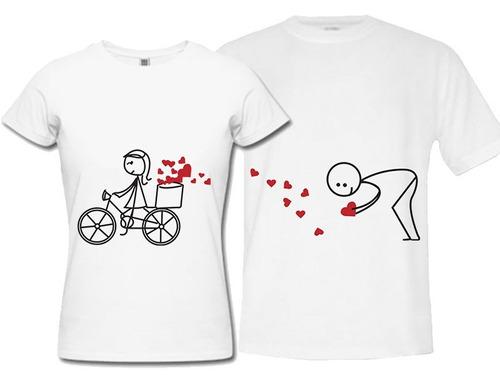 camiseta personalizada dia dos namorados - qualquer tema