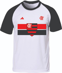 56e0dec41a1a2 Camisa Flamengo Personalizada Com Seu Nome no Mercado Livre Brasil