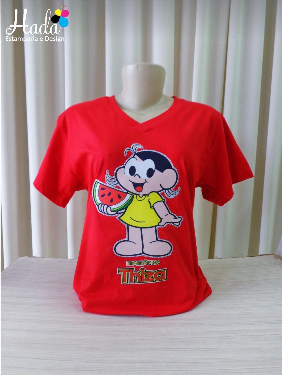 8c5aea71a camiseta personalizada magaly turma da mônica. Carregando zoom.