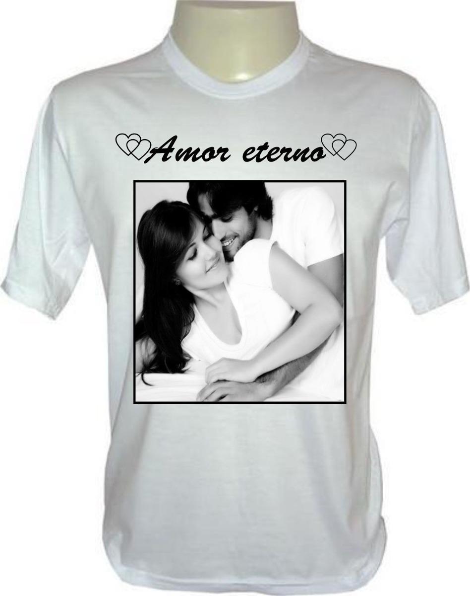 Camiseta Personalizada Personalize Camisa Com Foto E Frase