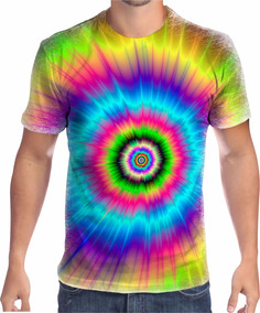 76f2740d5df Camiseta Tie Dye Adidas no Mercado Livre Brasil