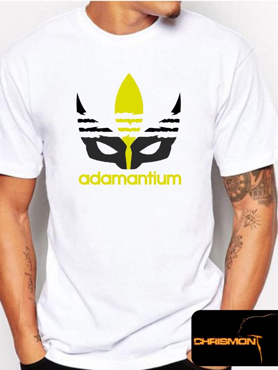 302a8320a94 Camiseta Personalizada Wolverine adidas Chrismont -   35.000 en ...