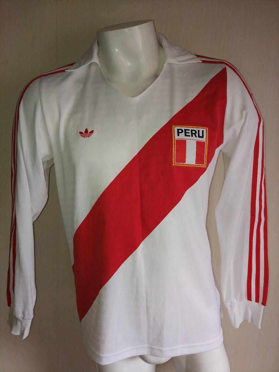 Camiseta Perú Retro 100% Original adidas -   45.000 en Mercado Libre f3ec1439ff5b5