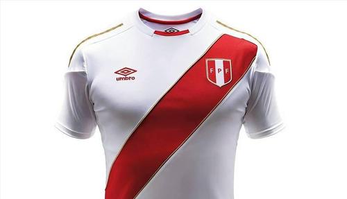 camiseta perú selección