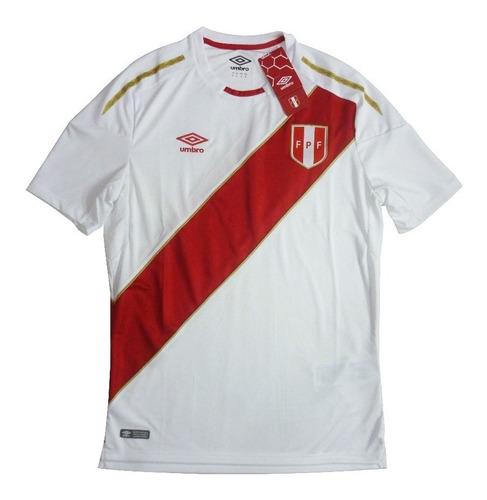 camiseta perú selección peruana 2018 original bolsa sellada