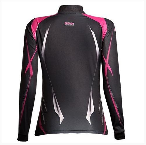 da878e39c Camiseta Pesca Feminina Brk Sensitive Com Fpu 50+ Tamanho Gg - R ...