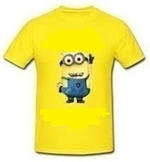 d8c6e700ab360 Camiseta Pesonalisada Minions Meu Malvado Favorito Amarela - R  33 ...