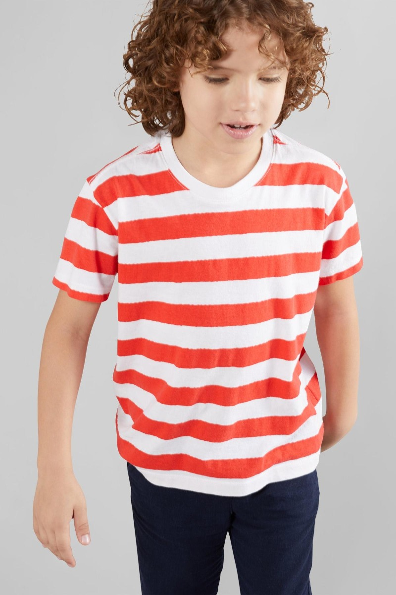 2178ef1164 camiseta pf mini wally listras reserva mini. Carregando zoom.