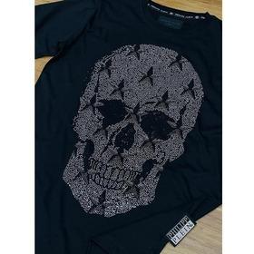 Camiseta Philipp Plein - Importada - Pronta Entrega