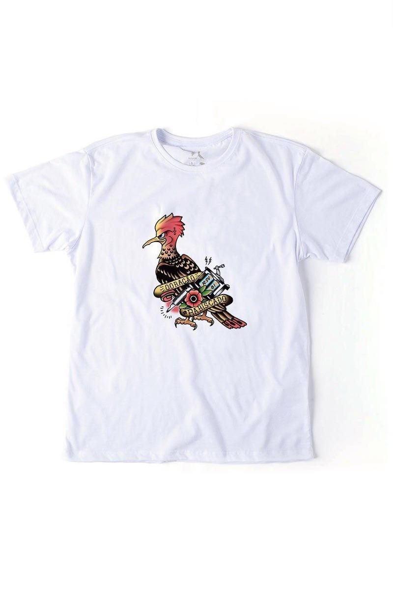 a9f07e4e6d camiseta pica pau tattoo reserva. Carregando zoom.