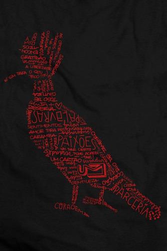 camiseta pica-pau um cartão reserva