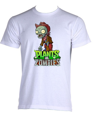 camiseta plants vc zombies plantas x zumbis do p ao gg 05