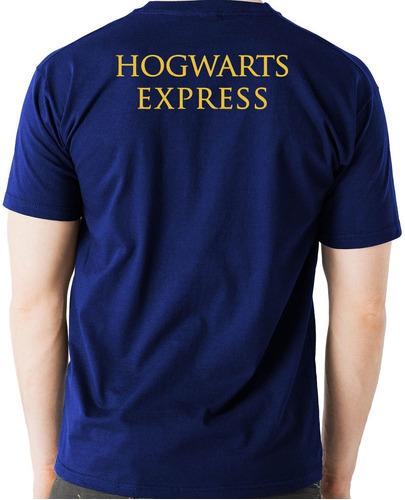 camiseta plataforma 9 3/4 harry potter geek camisa blusa