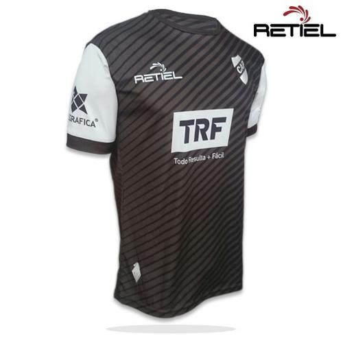 camiseta platense alternativa 2 2017/18 retiel