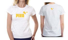 181403873 Camisetas Puma Mujer Xl Talla - Playeras en Mercado Libre México