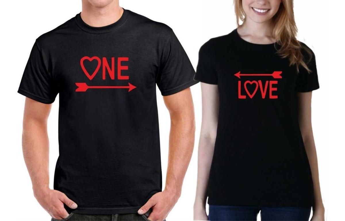CAMISETA ONE LOVE