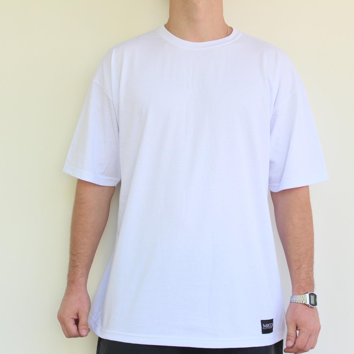 dbad83b5aa camiseta plus size manga curta camiseta lisa tamanho grande. Carregando  zoom.