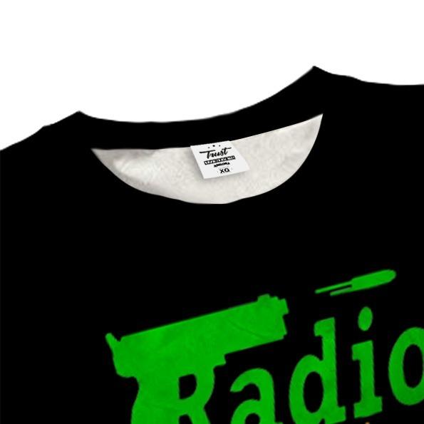 Camiseta Plus Size San Andreas Radio Los Santos Mod Swag Sp