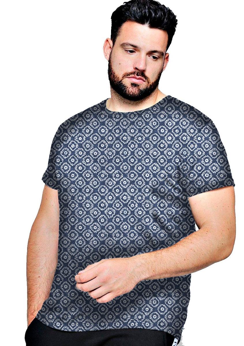 d56a1197990 Camiseta Plus Swag Estampada Tropical - Moda Plus Size - R  64