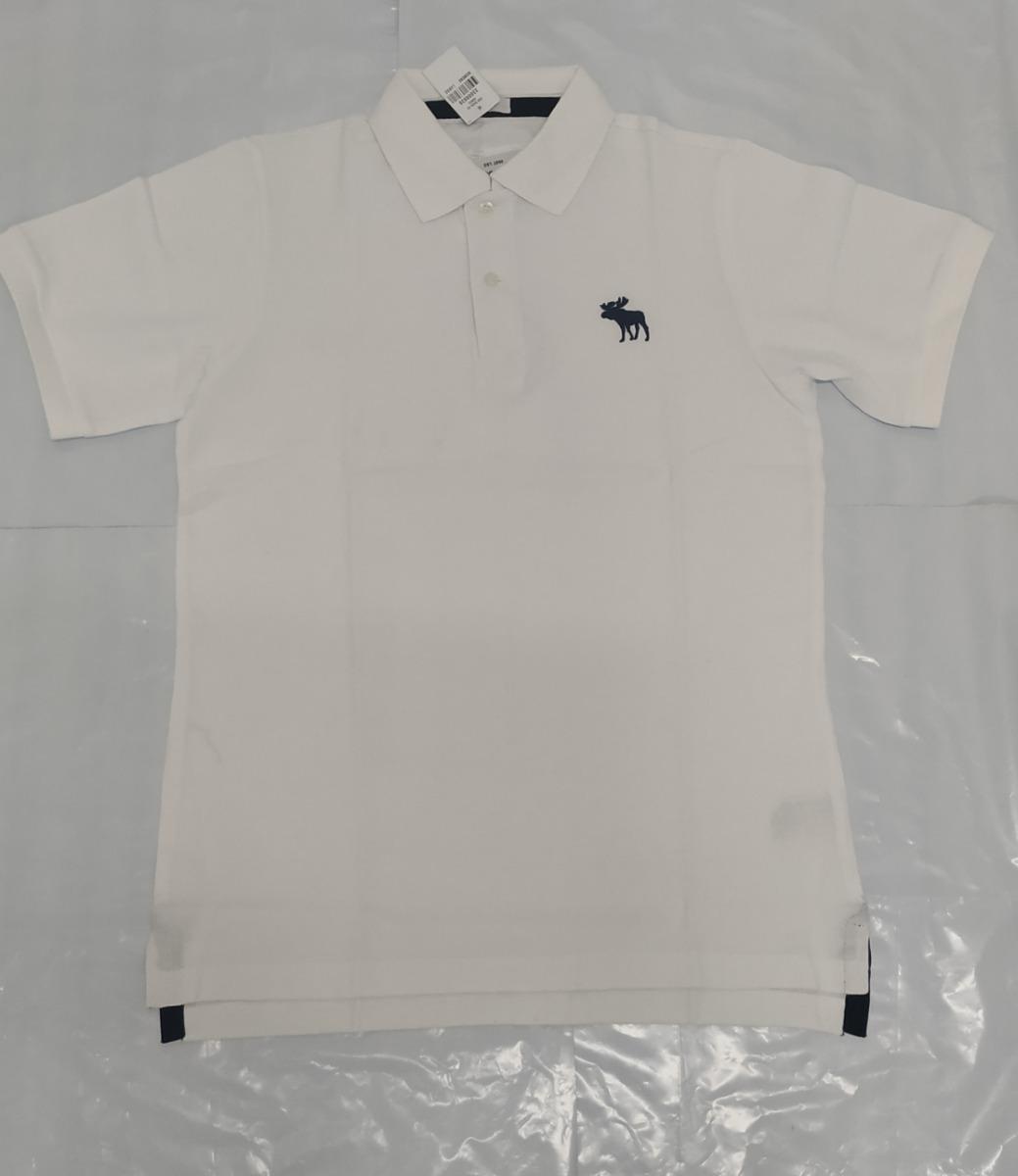 1c0a779eae ... b7a4e7f8ba3 camiseta polo abercrombie fitch - exclusivo eua(alce). Carregando  zoom.