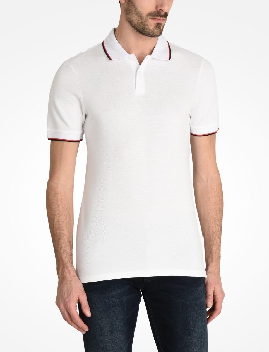 Camiseta Polo Armani Exchange -   124.900 en Mercado Libre fa4b10c0f89bd
