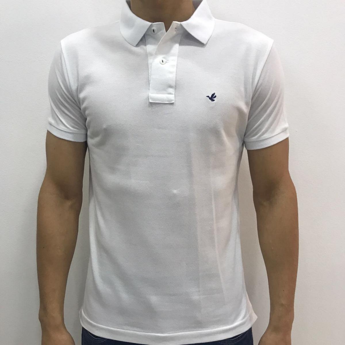 camiseta polo brooksfield original queima total promoção top. Carregando  zoom. 654fa54b6cd21