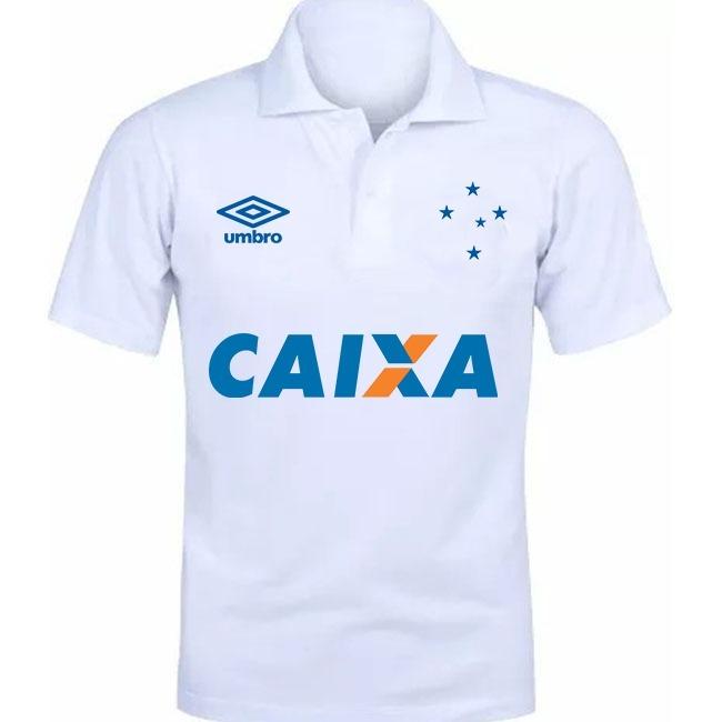 e02af4ab8c Camiseta Polo Camisa Polo Cruzeiro Promoção - R  49