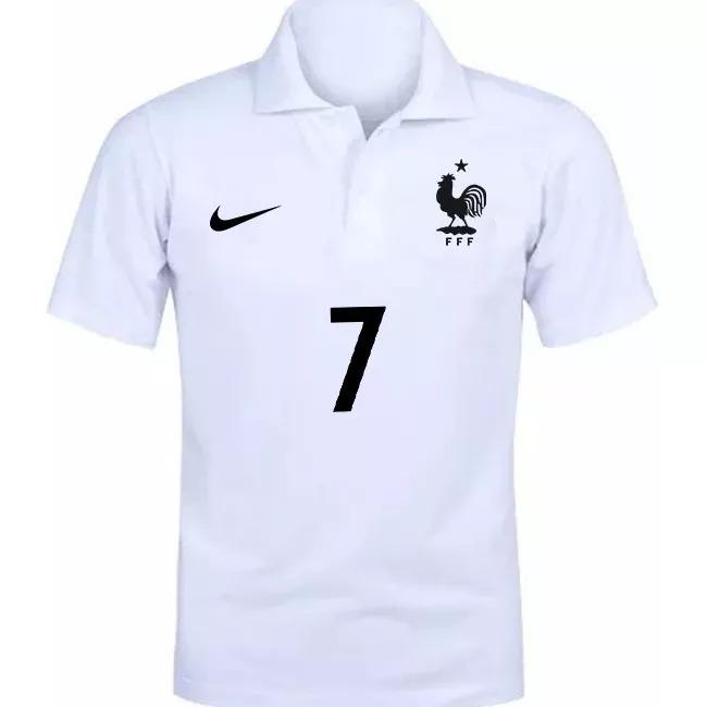 Camiseta Polo Camisa Polo França Promoção - R  49 e543faabb905f