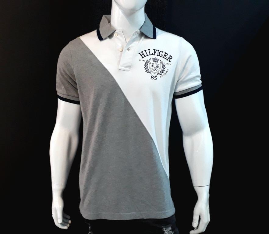 camiseta polo camisa tommy hilfiger importada original. Carregando zoom. 3b00b82b10053