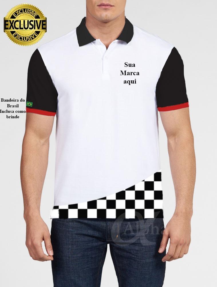 478fee4504 camiseta polo carro personalizada uniforme kit 20 pçs. Carregando zoom.