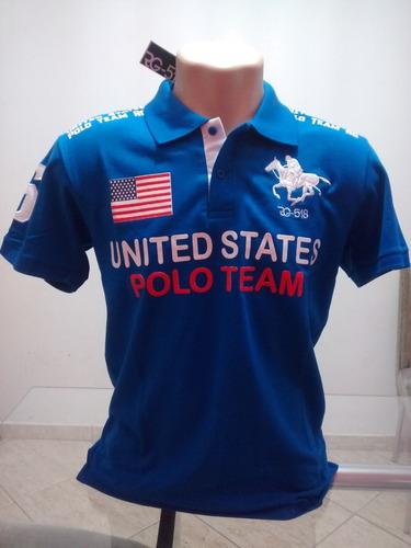 camiseta pólo club polo masculina