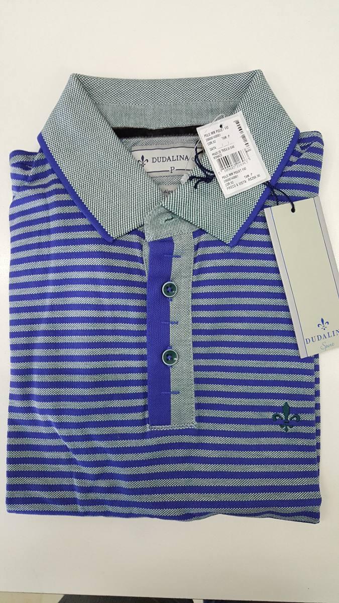 66793fc8ab camiseta polo dudalina masculina original com nf. promoção! Carregando zoom.
