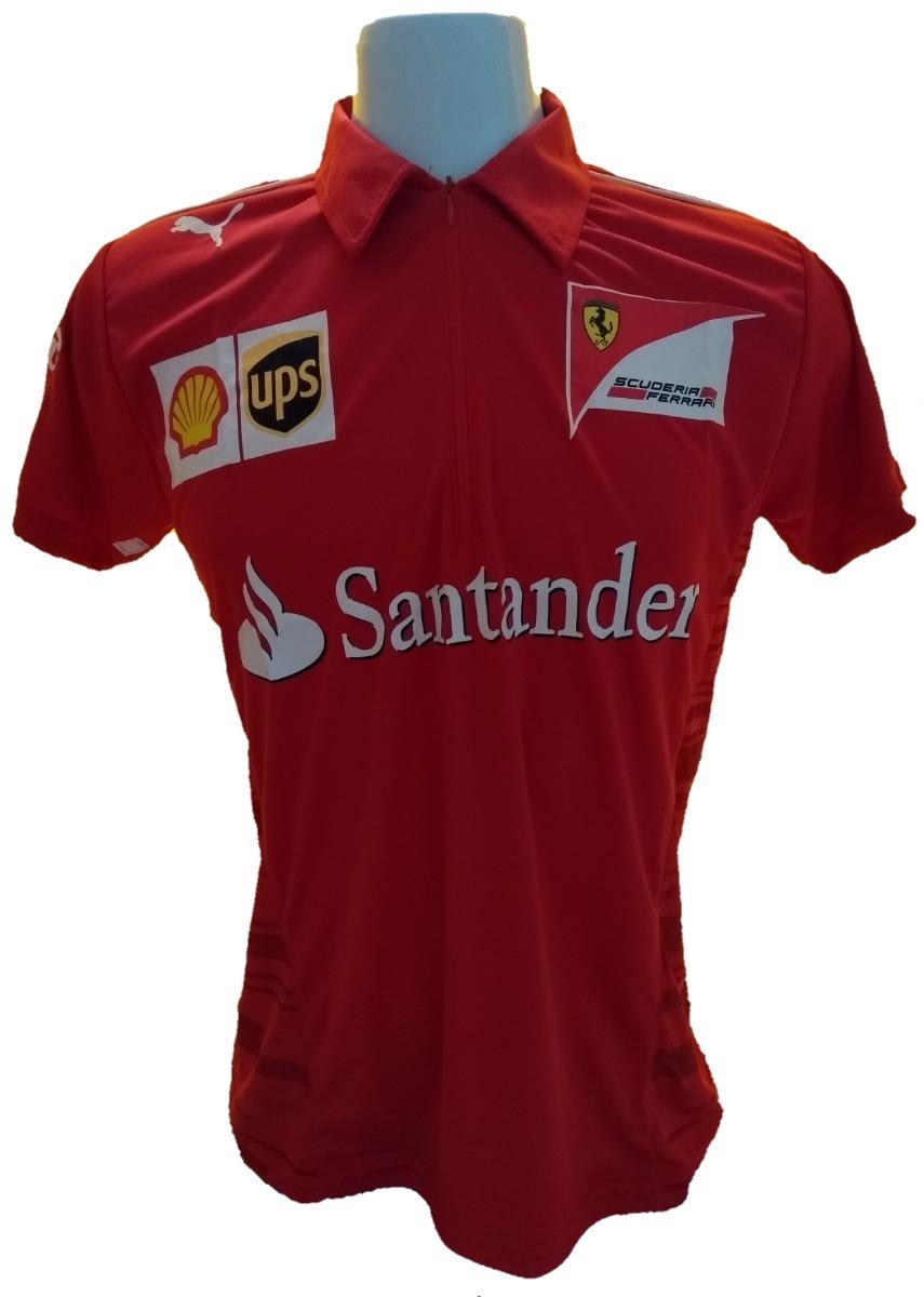 Camiseta Polo F1 Importada  Mercedes 514d68cbdfa