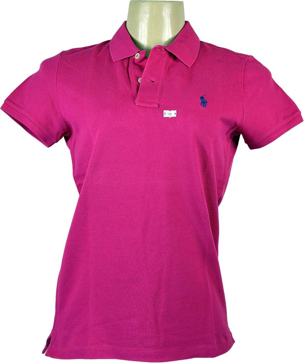 8ae0c22a33500 camiseta polo feminina da polo ralph lauren 100% original. Carregando zoom.
