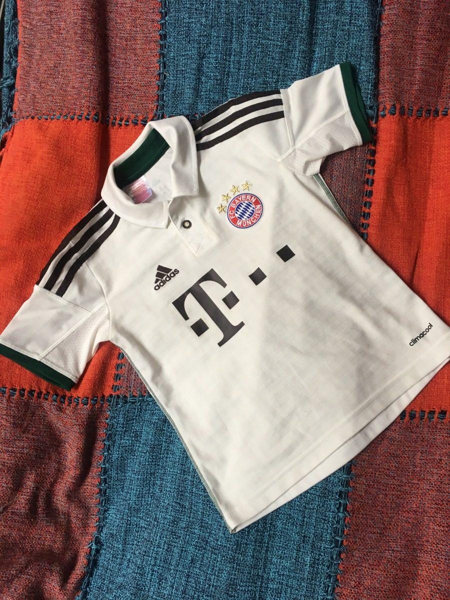 camiseta polo futebol adidas- bayern de munique infantil. Carregando zoom. c6762bec1c0de