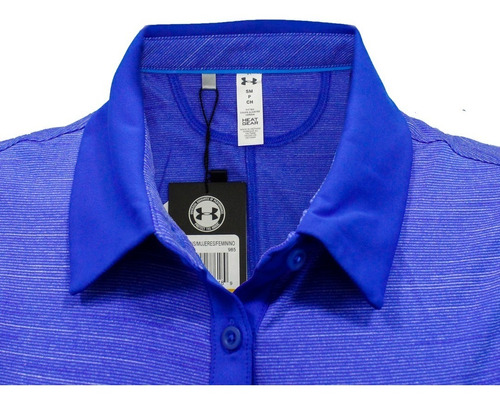 camiseta polo golf mujer