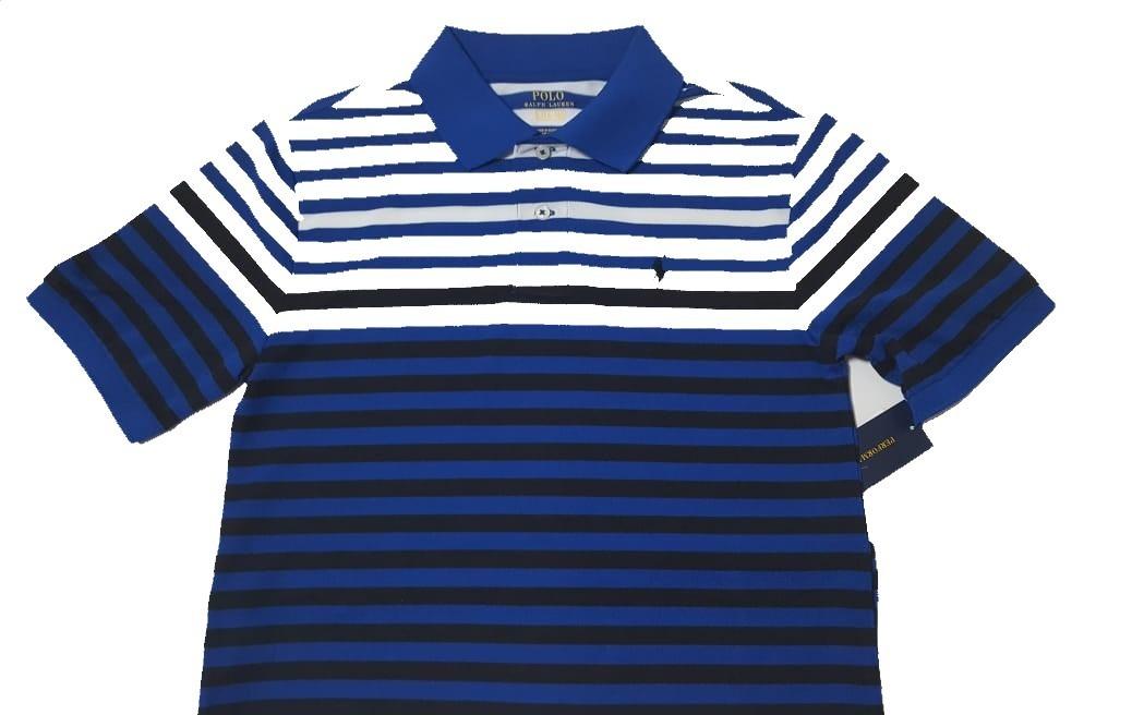 camiseta polo infantil menino polo ralph lauren original. Carregando zoom. 27b29ee01f1