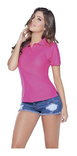 camiseta polo juvenil femenino marketing personal 91006