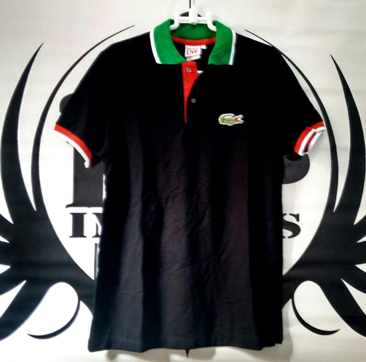 Camiseta Polo Lacoste Live Original - R  125,00 em Mercado Livre 83b769bec2
