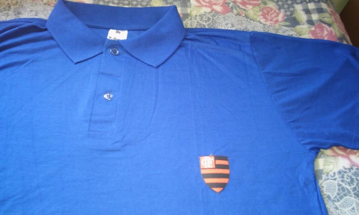 8fc270e4a96f7 camiseta polo malha fria personalizada flamengo. Carregando zoom.