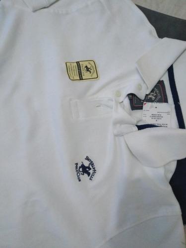 camiseta polo original americana talla s